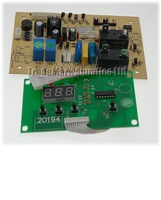 thermostat-board-and-display-for-teco-tr-30-tr-60