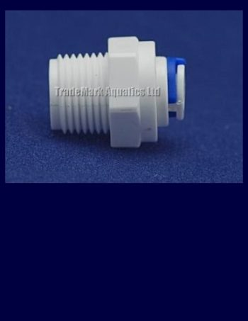 """Push Fit Fittings 1/4"""""""
