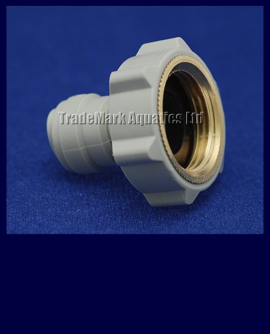 Push-Fit Fittings