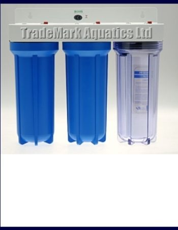Water Treatment - Dechlorinators - Media Housing