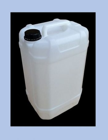 25 Litre Heavy Duty Jerry Can (stackable)