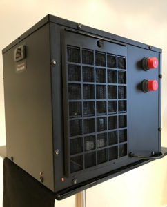TECO TK2800 lobster chiller side view